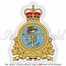CANADA Canadian Forces Maritime Command MARCOM Badge NAVY Vinyl Decal, Sticker