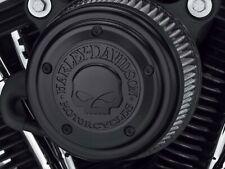 Harley Davidson Black Willie G Skull Air Cleaner Trim 29400366