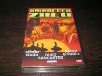 Alba Zulu DVD Simon Ward Burt Lancaster Peter O ´ Toole Sigillata Nuovo