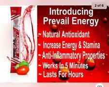 *Valentus Prevail Energy 100% Natural Delicious Refreshing Juice Work in minutes