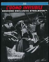 EBOND L'uomo invisibile  BLU-RAY Steelbook D552315