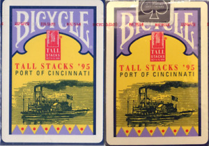 Bicycle Tall Stacks 1995 Playing Cards - Limited Edition – SEALED