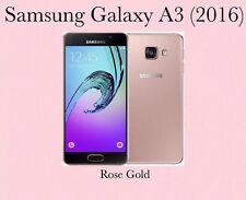 SAMSUNG Galaxy SM-A310F (2016 Modelli) rose gold Smartphone Sbloccato likenew 16 GB