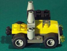 Lego 7223 Designer Yellow Truck Camion Jaune complet de 2003