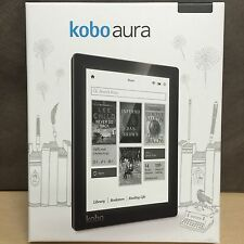 "Kobo Aura 6"" Digital eBook Reader With Touchscreen - Black"