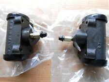 """GENUINE OE WHEEL CYLINDER ASSLY JEEP MAHINDRA FRONT LEFT FRONT RIGHT 1-1/8"""""""