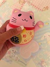 Super RARE Chawa Lucky Cat Squishy  FINAL FEW