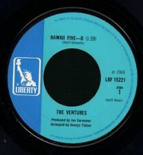"The Ventures(7"" Vinyl)Hawaii Five-O-Liberty-LBF 15221-UK-1970-VG/VG"