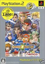 Used PS2   Namco X Capcom SONY PLAYSTATION 2 JAPAN IMPORT