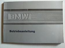 Bmw e 32 - 730i, 735i/il, 750i/il - manual de instrucciones, 5.1987, 108 páginas