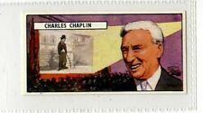 (Jc2197-100)  LYONS MAID,FAMOUS PEOPLE,CHARLES CHAPLIN,1966#13