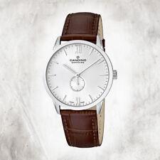 Candino Classic Leather Quartz Men's Watch C4470/2 Watch Analogue Brown UC4470/2