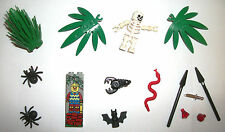 LEGO SET 5986 Skeleton Minifigure Bat Tree Scorpion Spear 6064 30239 2454px6 lot