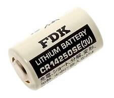 3V FDK Sanyo CR14250SE Lithium Batterie 1/2 AA | 850 mAh