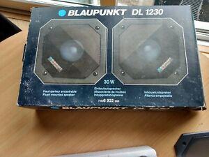 Blaupunkt DL 1230 Speakers Vintage