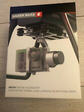 KAISER BAAS DELTA GPS DRONE Electronic Gimbal And Landing Gear Stabilisers