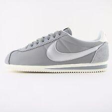 New Mens Nike Classic Cortez Nylon OG Premium Grey Trainers UK 11 876873 001 BNB