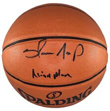 Shawn Kemp autographed signed inscribed basketball Seattle Supersonics JSA COA