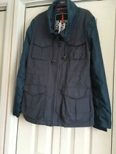 BUY NOW AVAILABLE Superdry Freefall 2 in 1 parka jacket coat Small BRAND NEW