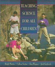 Teaching Science for All Children and Science for All Children (2books)