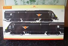HORNBY DCC SOUND FITTED R2705 CLASS 43 HST GRAND CENTRAL TRAINS.