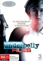 Underbelly: Files,  3DISC BOX-SET, Region: 4