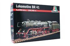Italeri 8701 1/87 (H0) Scale Plastic Model Train Kit German DRB Lokomotive BR41