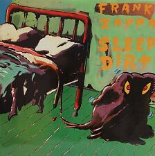 Frank Zappa – Sleep Dirt - LP 1979 SPAIN