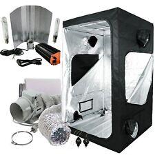 Komplettset Grow-box 120x120x200cm 600W NDL GIB NXE Set Wuchs + Blüte + Abluft