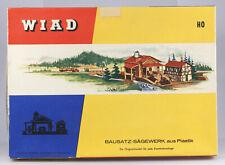 Wiad #301B HO Motorized Sawmil Kit - Unused in Original Box,1950s, Very Rare