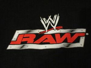 RAW 2005 WWE (2XL) T-Shirt