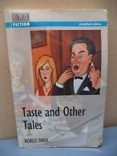 Taste and Other Tales by Roald Dahl and Michael Caldon (1993, Paperback)