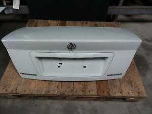 HOLDEN COMMODORE BOOTLID/TAILGATE BOOTLID, VY1-VZ, NON SPOILER TYPE, 10/02-09/07