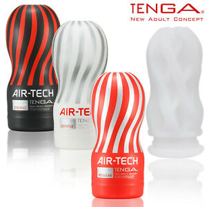 Tenga - Air-Tech Reusable Vacuum Controller Masturbator Masturbatore Aspirazione