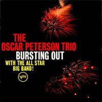 OSCAR PETERSON - BURSTING OUT - CD ALBUM our ref 1567
