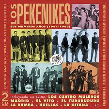 LOS PEKENIKES-SUS PRIMEROS AÑOS (1961-1965) -2CD