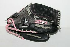 "Louisville Slugger DV1150 Softball Glove, Right Throw, 11.5"", Diva Series"