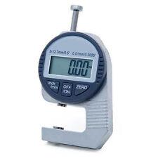 SPESSIMETRO DIGITALE  ALTA PRECISIONE 0,01 mm micrometro spessore palmer m10