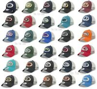New NFL Patched Pride New Era Relaxed Fit Snapback Trucker Cap Hat