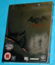 Batman Arkham City - Sony Playstation 3 PS3 - PAL Steelbook