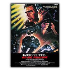 Blade Runner Metal Sign Wall Plaque Film Movie Advert poster print mancave decor