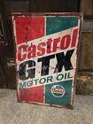 Castrol GTX Repro Sign
