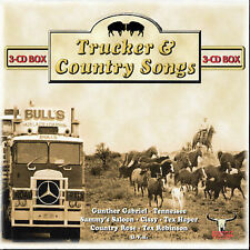 Trucker & Country Songs by Various Artists (CD, Aug-2001, International Music Co