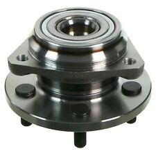 Front For Jeep Cherokee TJ Wrangler Wheel Bearing & Hub Assembly MOOG 513084