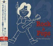 UNIVERSAL %7c Hi-Res CD Sampler Rock & Pop UHQ CD Japan