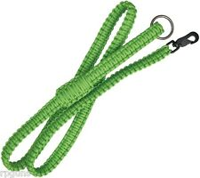 Green Zombie Nick Zombie Nick Zombie Leash Dog Leash Paracord survival cord