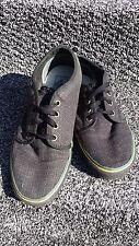 Vans Bob Marley Unisex Women's or Men's Irie Hemp Black Rasta Athletic Shoe