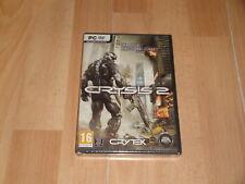 CRYSIS 2 DE CRYTEK -  EA GAMES PARA PC TOTALMENTE EN CASTELLANO NUEVO PRECINTADO