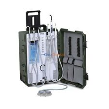 Tpc Portable Dental Unit With Built In Ultrasonic Scaler And Curing Light Pc2930