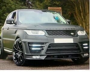 RANGE ROVER SPORT L494 2014-2017 FULL LUMMA BODY KIT FITTED AND PAINTED